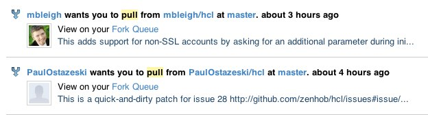 Pull requests!